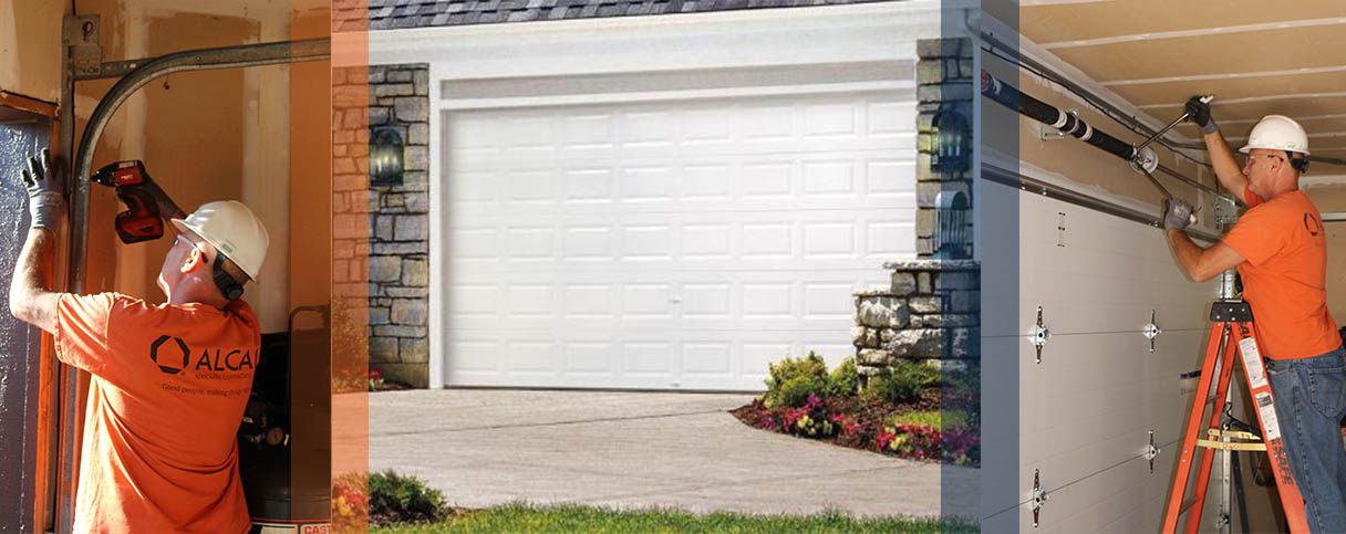 Hiring Garage Door Roller Repair